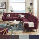 Kursi sofa Retro Minimalis Modern Harga Murah