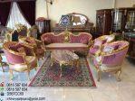 Set Kursi Tamu Sofa Ukir Klasik Modern Asli Jepara