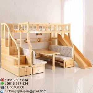 Kamar Tidur Anak Tingkat Minimalis Modern Terbaru
