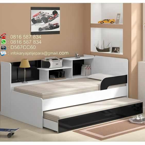 Dipan Sorong Anak Laki Laki Modern Harga Murah ⋆ Furniture