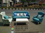 Set Kursi Tamu Sofa Shabby Terbaru Murah