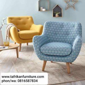 Kursi Sofa Retro Terbaru Minimalis